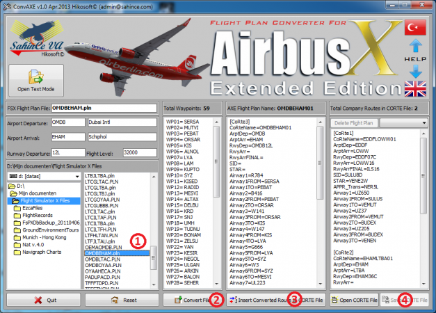 AIRBUS X EXTENDED CHECKLIST PDF
