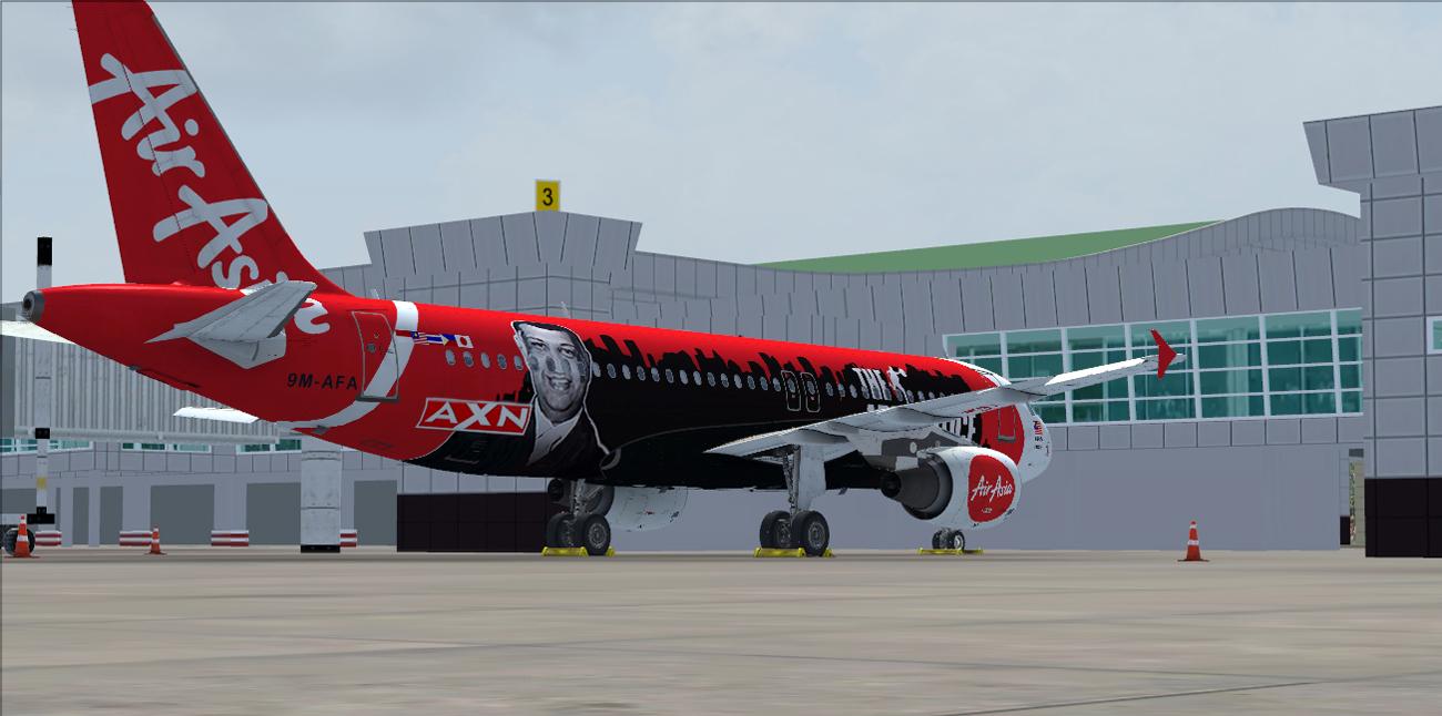 Aerosoft Airbus X Extended Repaints - staffheavy