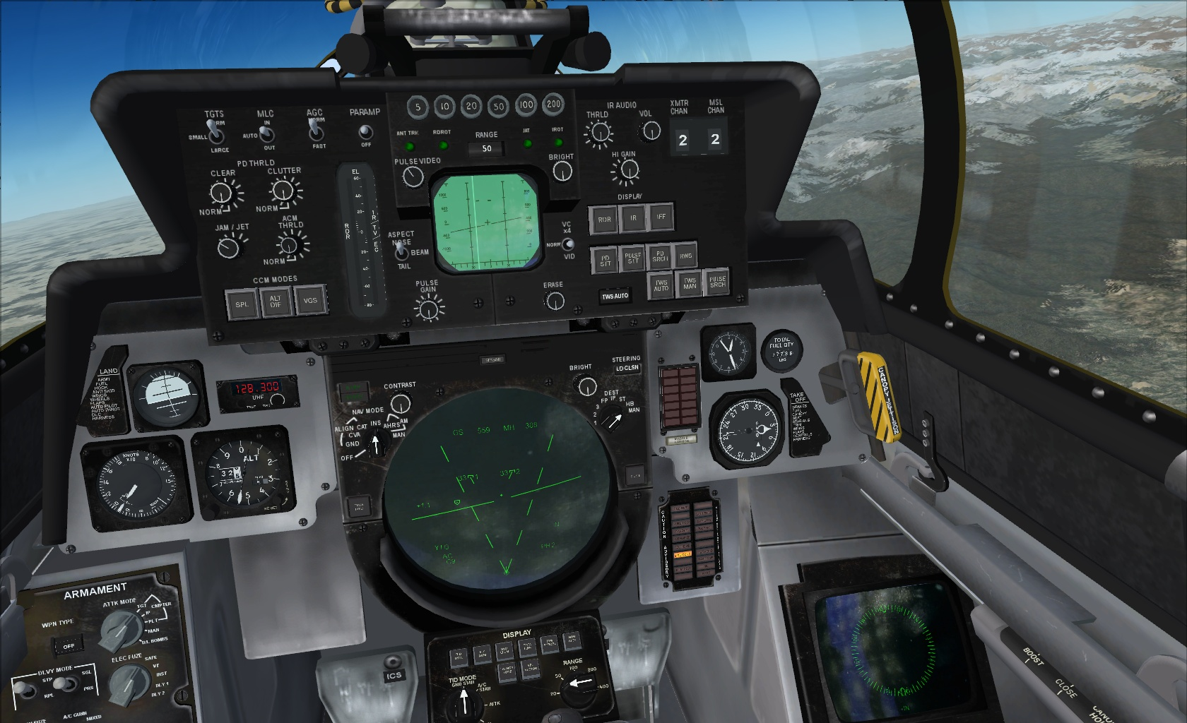 Nuevo F-14 Tacpack compatible - Flight Simulator ...