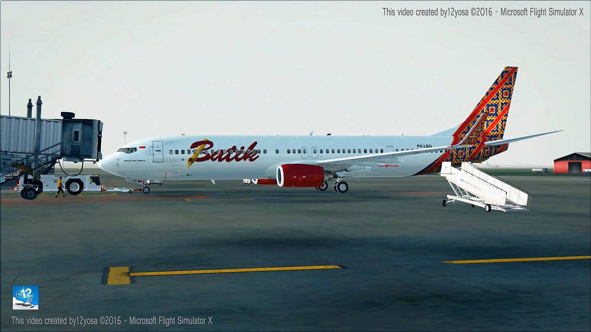 737 batik air good morning jakarta videos screenshots batik air by12yosa screenshoot bg stopboris Image collections