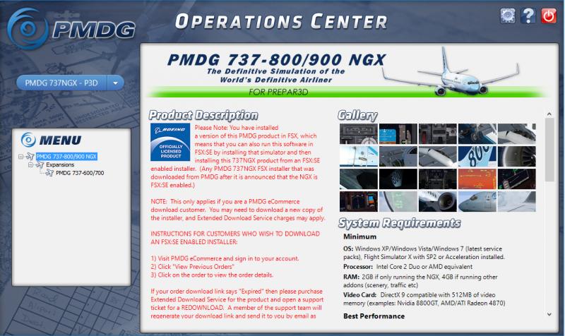 Pmdg operations center скачать торрент