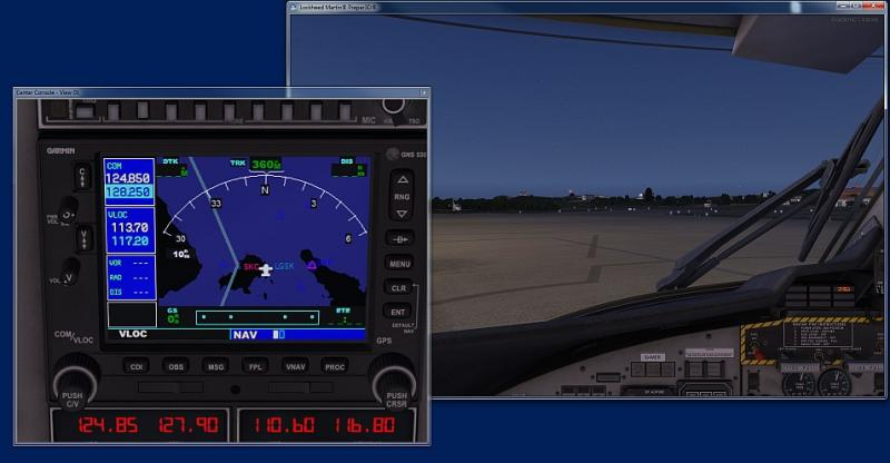 Adding a popup RXP GNS530 - Twin Otter Extended - AEROSOFT COMMUNITY