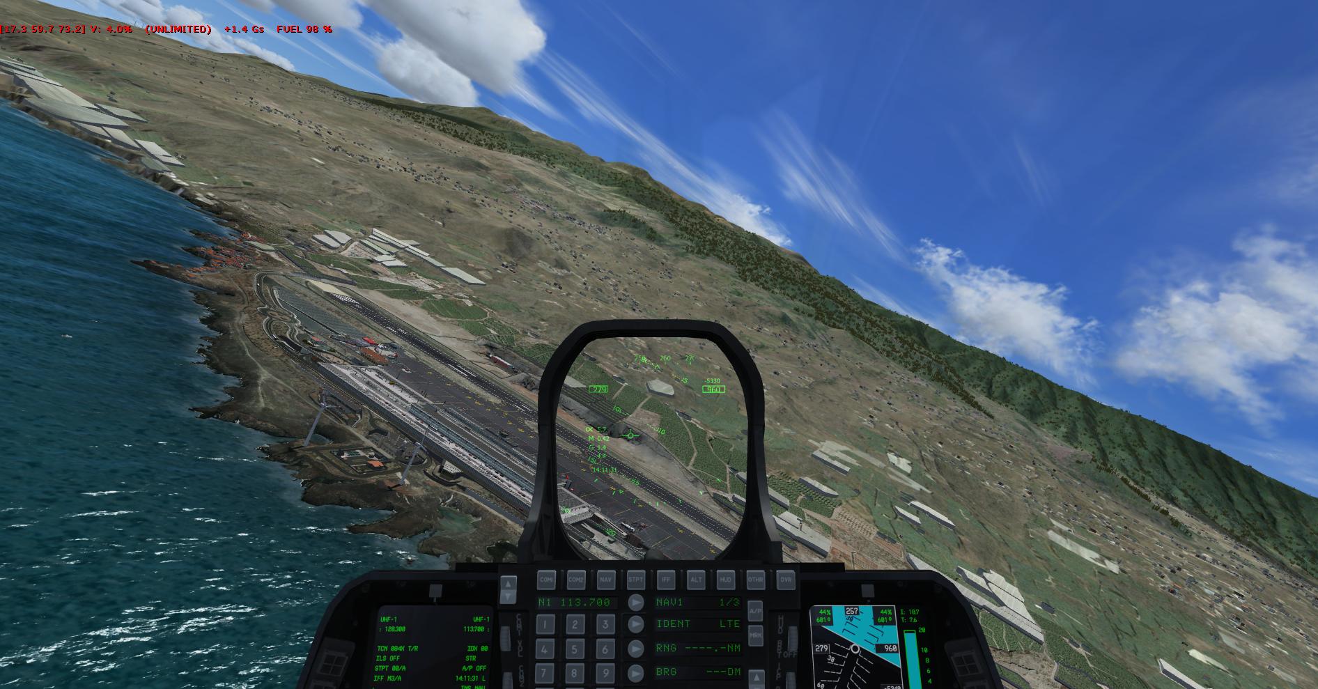La Palma Flickering Textures FSX - Aerosoft Scenery - AEROSOFT