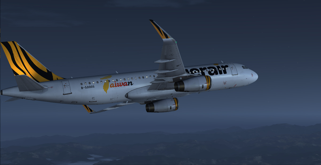Fsx Project Airbus Scoot A320 Textures