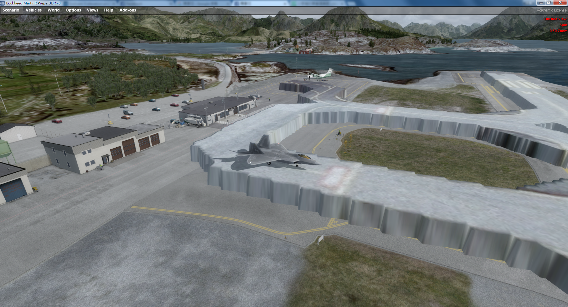Svolvaer X elevation problem - Aerosoft Scenery - AEROSOFT COMMUNITY