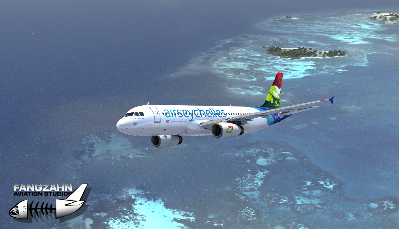 Air Seychelles livery request - Airbus General - AEROSOFT