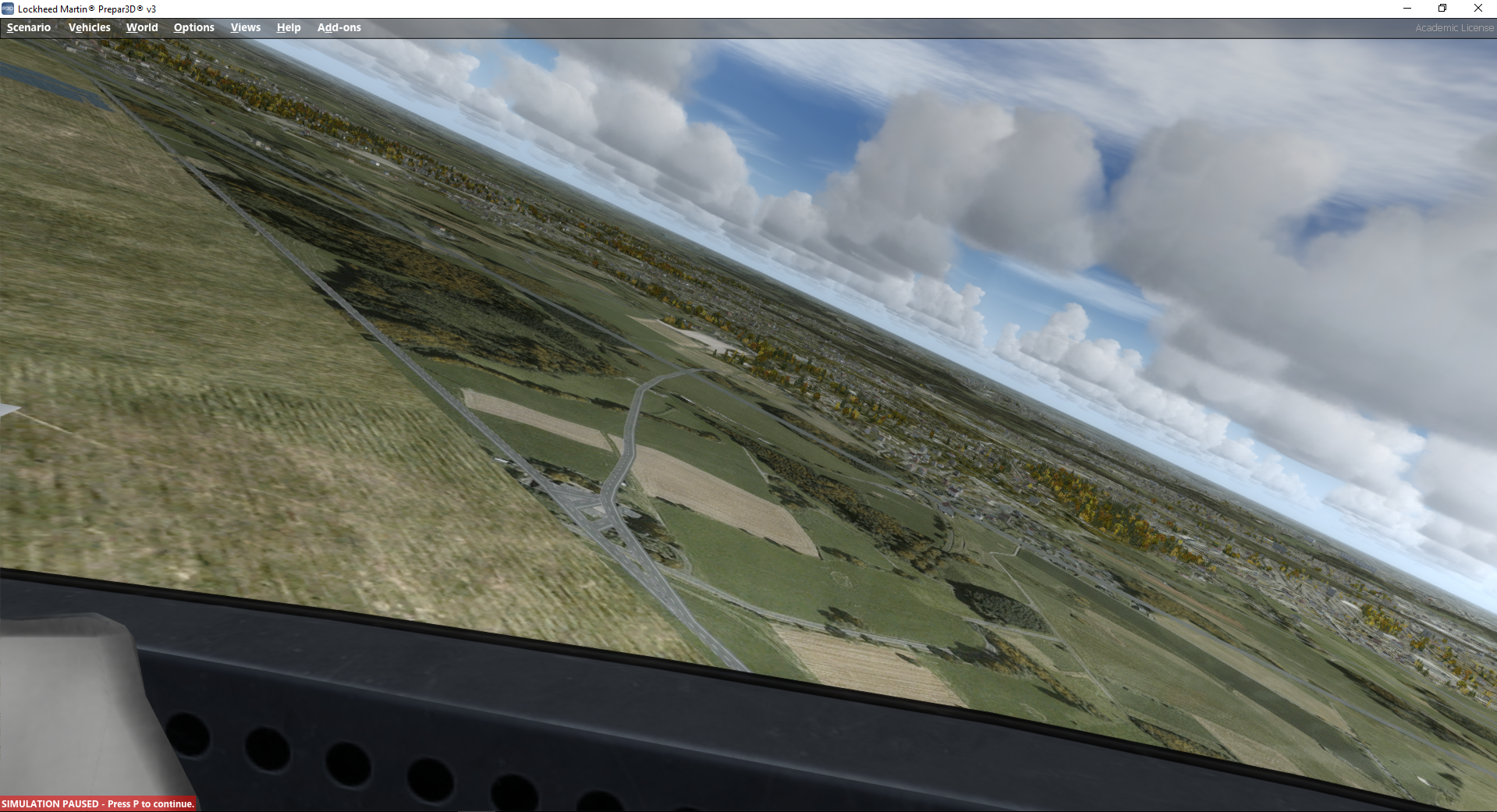 P3D V3 Blurry textures  - Hardware and OS Discussions