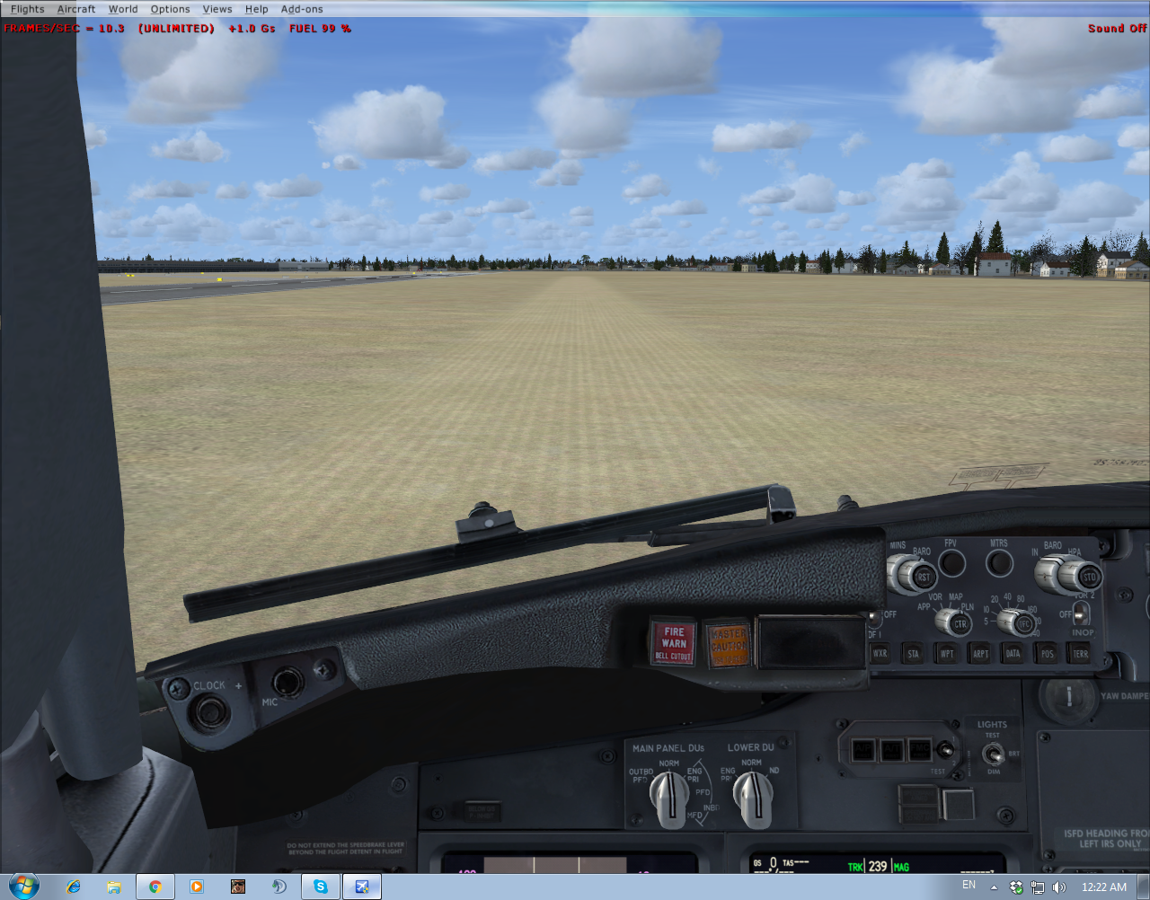 FSX Performance Issues - Hardware and OS Discussions, suggestions