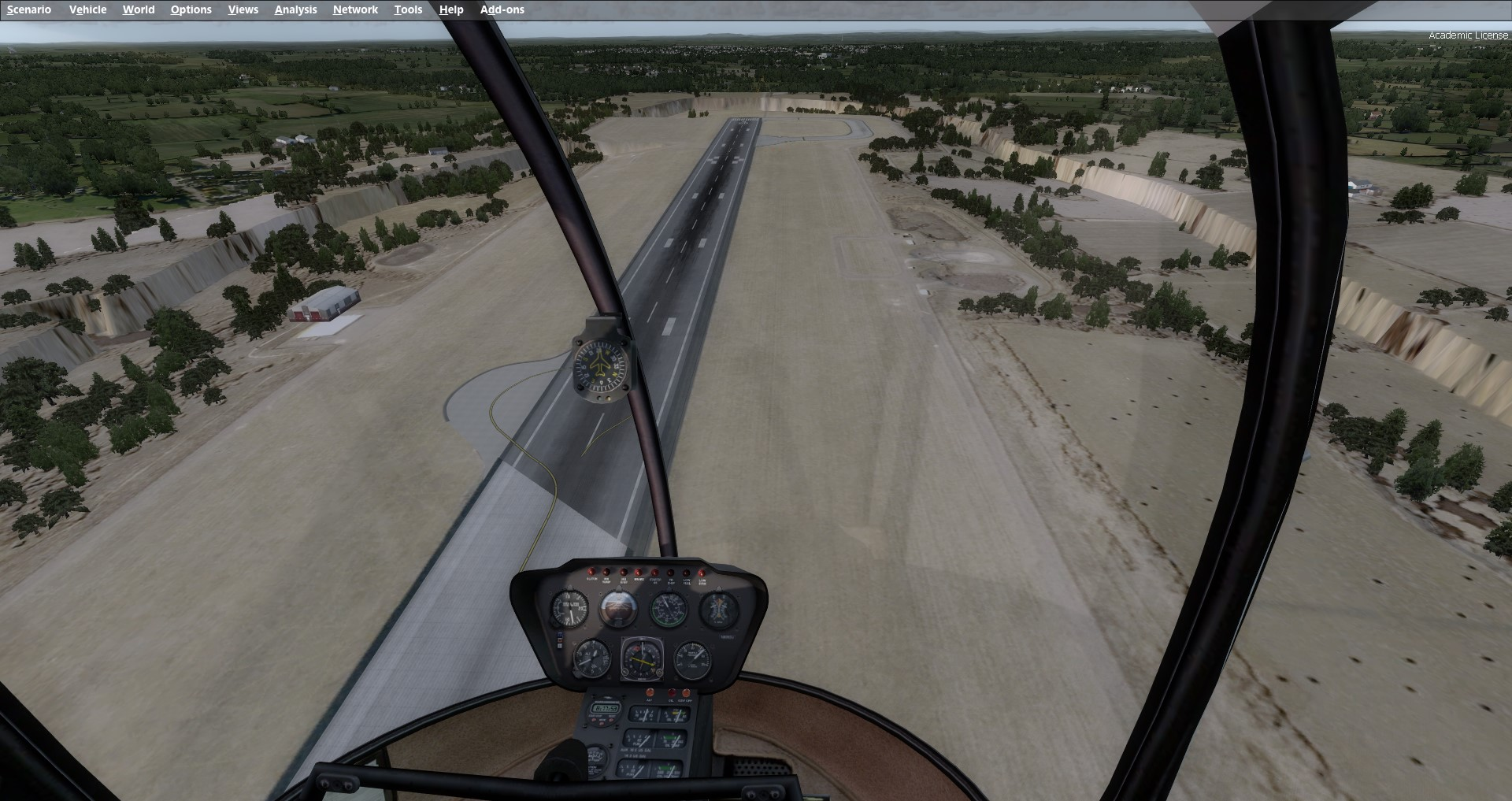 Manchester X Airport Elev problem - Aerosoft Scenery - AEROSOFT