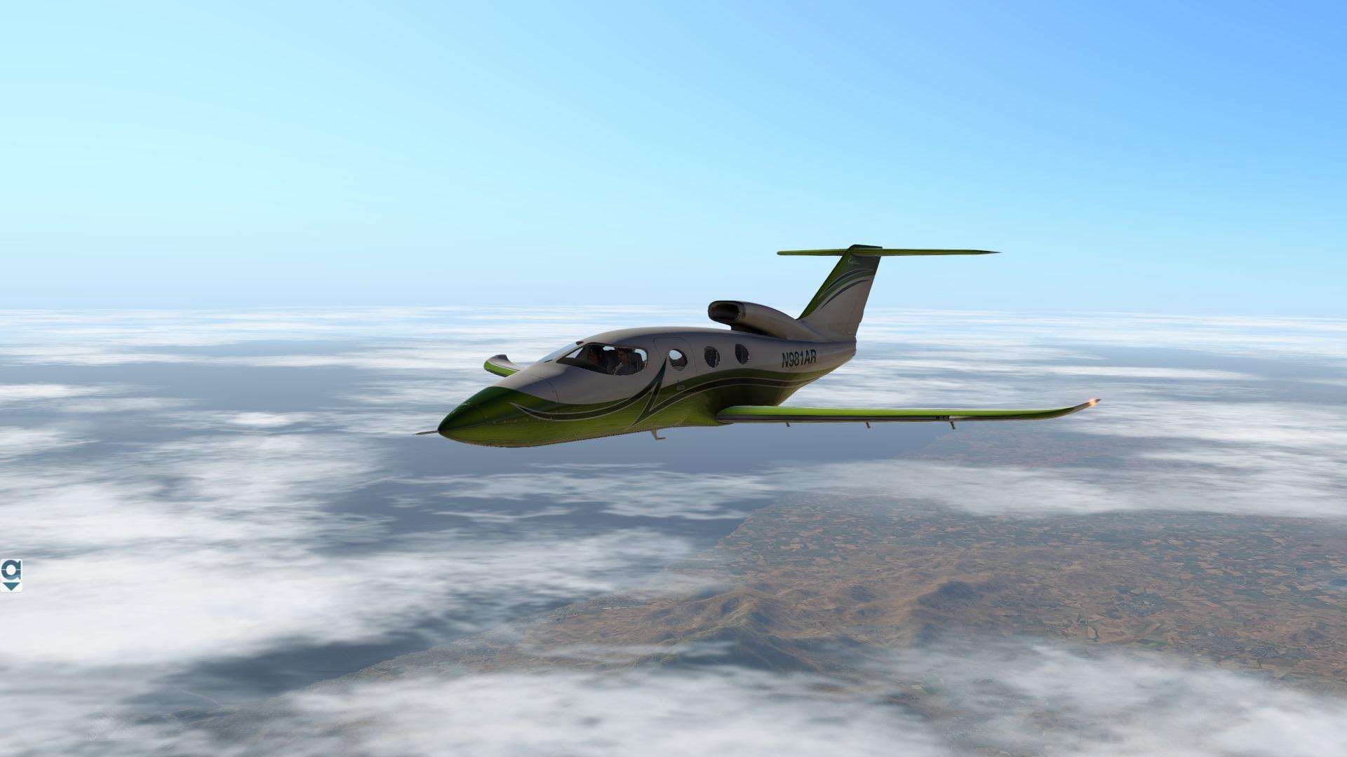 Monday Screenshots with X-Plane 10/11 - Page 2 - Screenshots