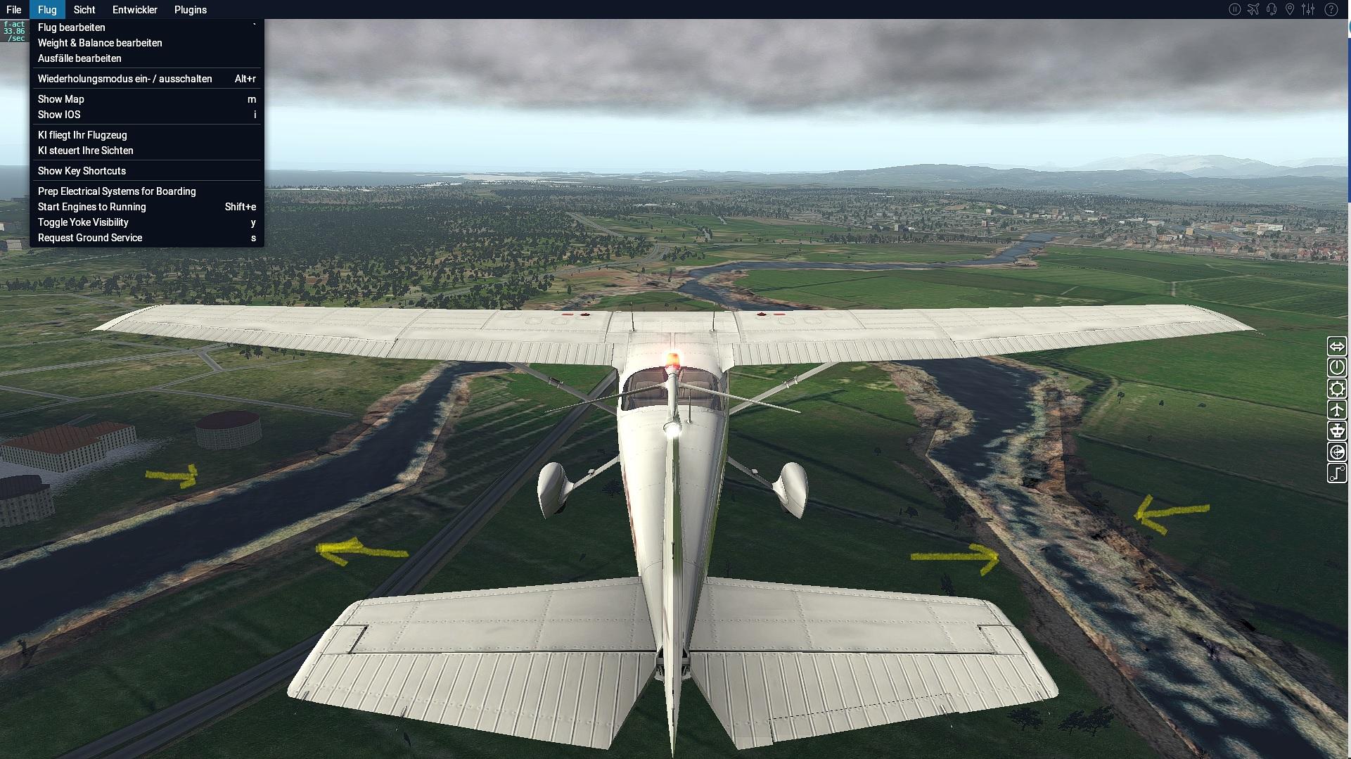 Grafik von Xplane11 - XP11 Allgemeines - AEROSOFT COMMUNITY