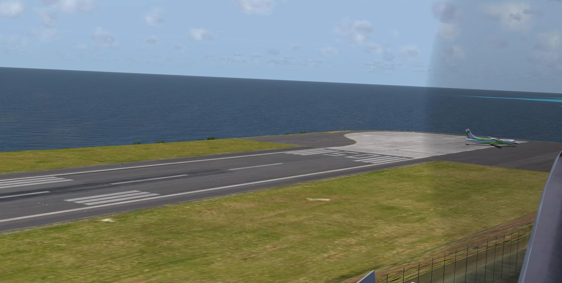 Madeira X Evolution - Turning Pad (Traffic) - Aerosoft