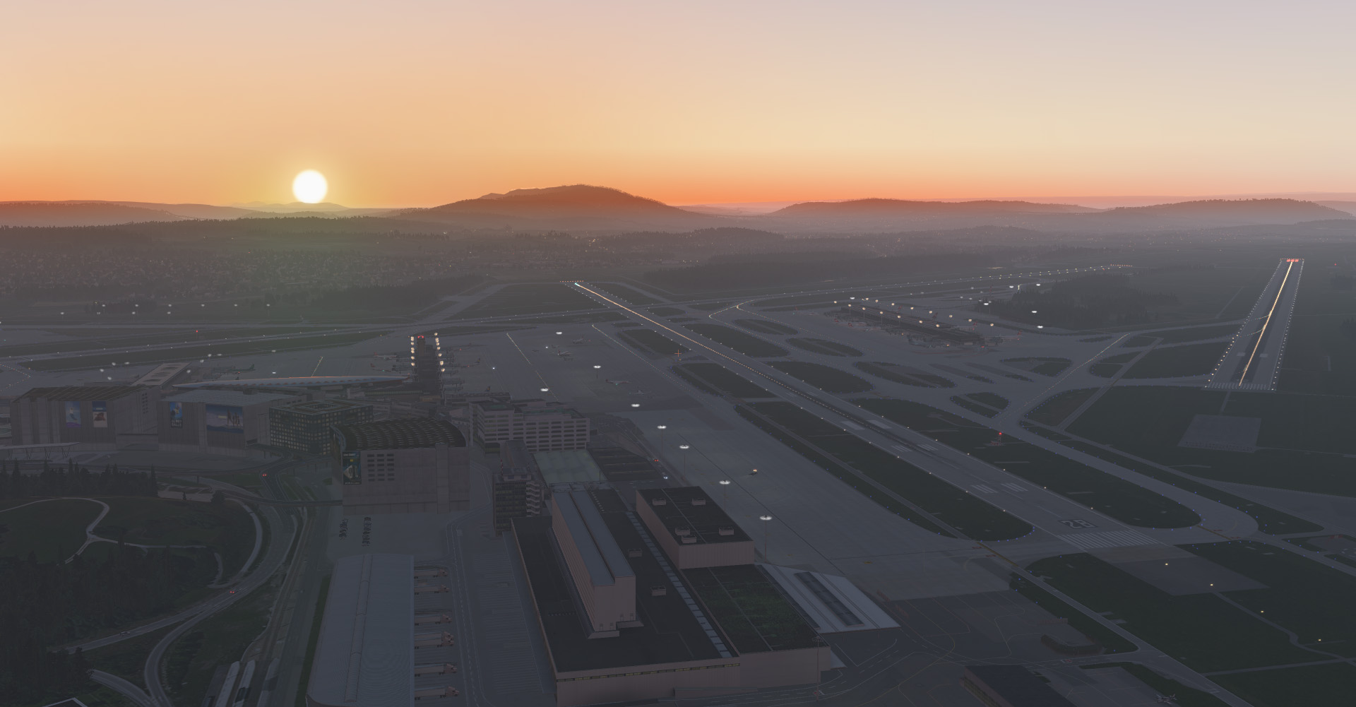 Zürich v2 - XP11 Update - Work in progress - AEROSOFT