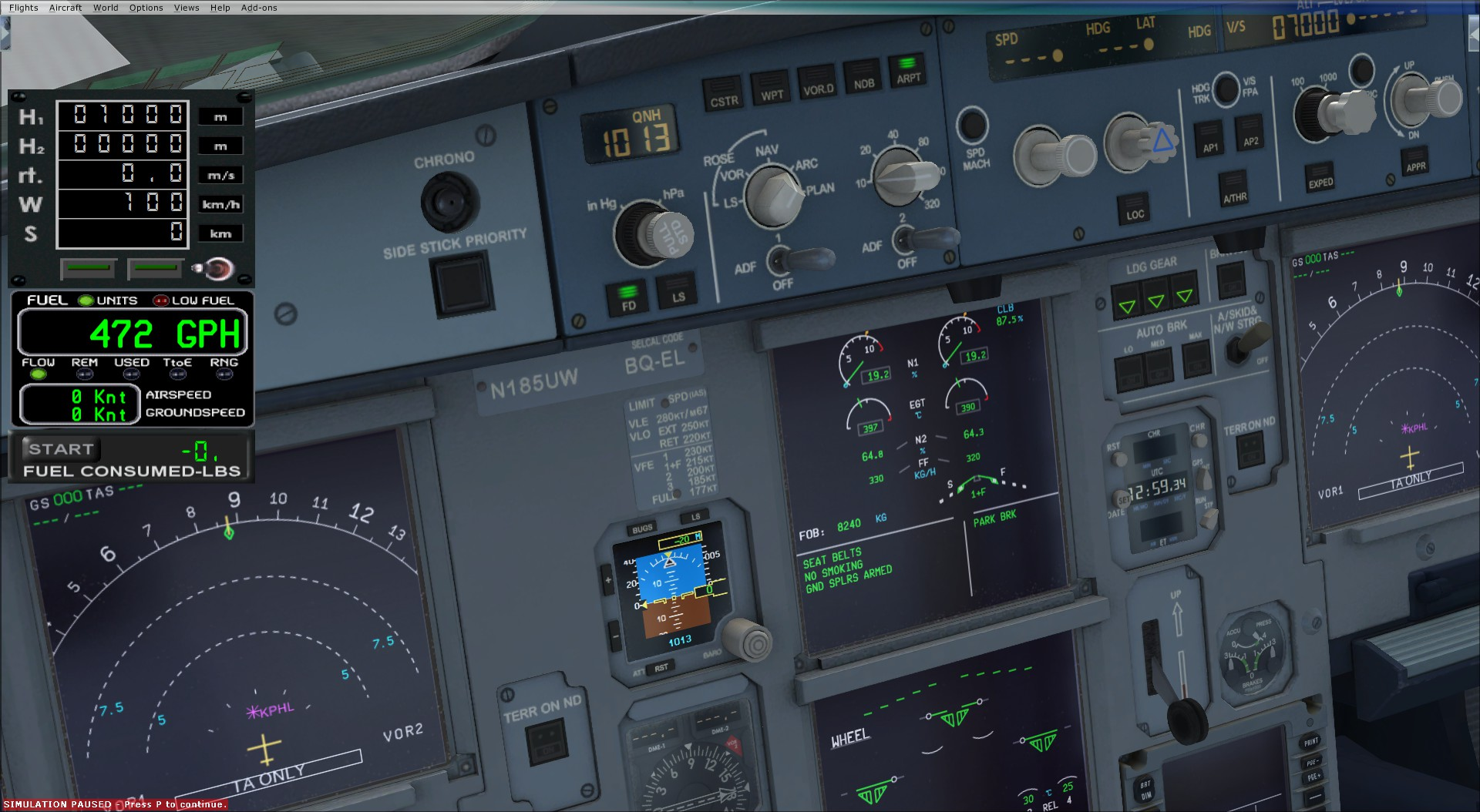 Problem with CFM engines finally found and FIXED! - Tweaking