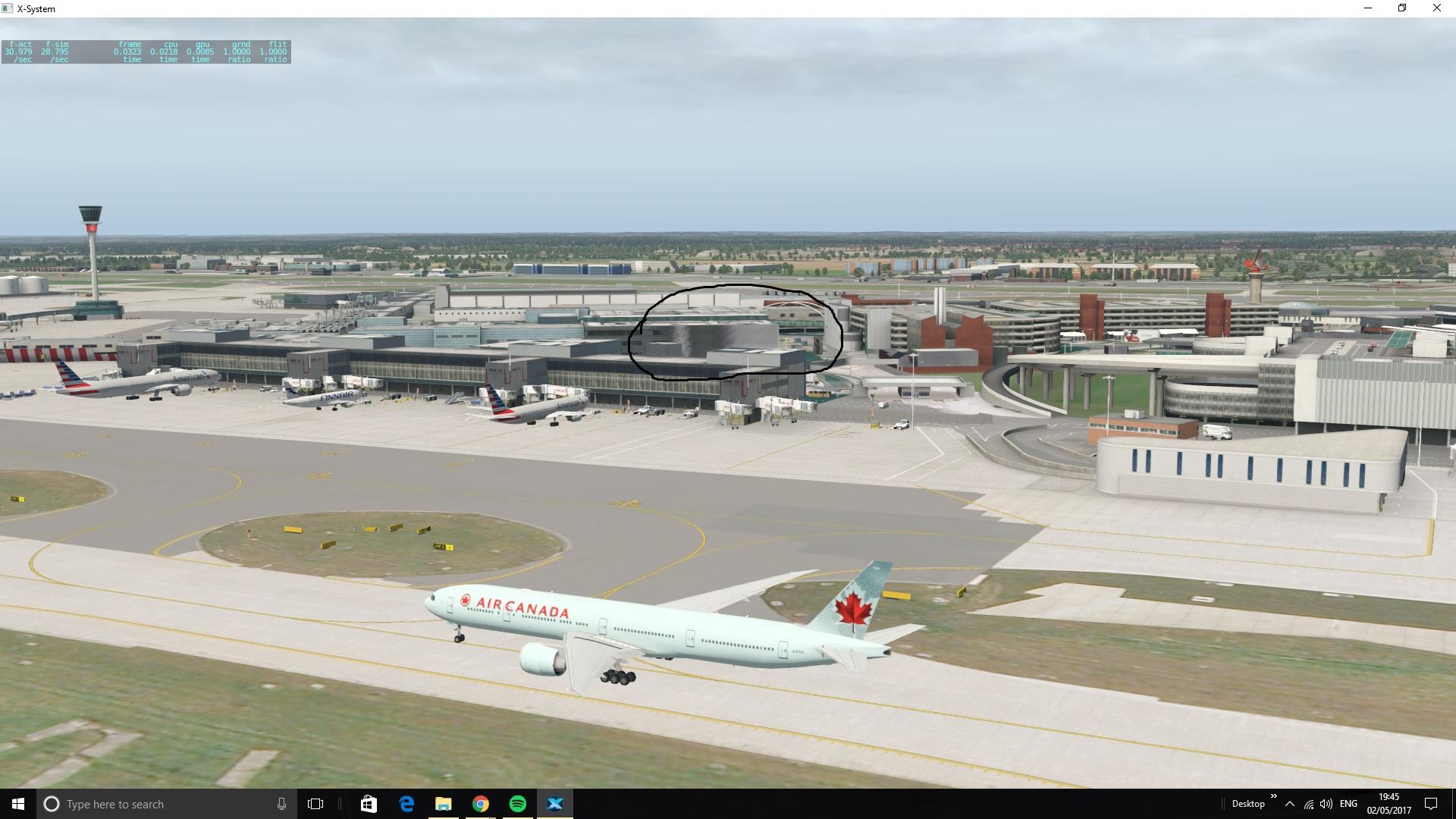 X-Plane 11 Heathrow Update - Scenery General - AEROSOFT
