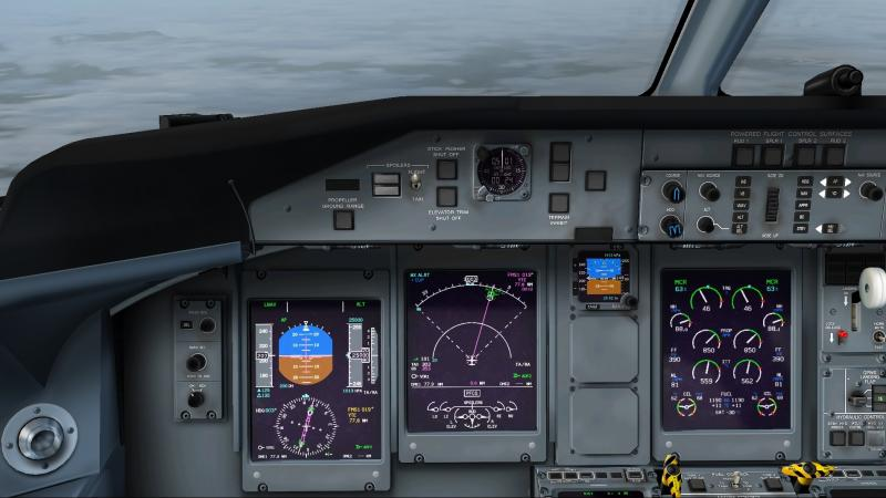 JP - 25 legs with the Majestic Q400 - Page 2 - Diaries