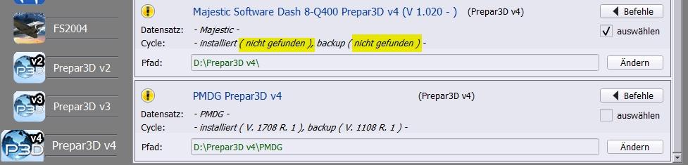 Majestic Dash, P3D V4 x - NavDataPro - AEROSOFT COMMUNITY