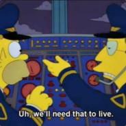 El piloto de Los Simpson
