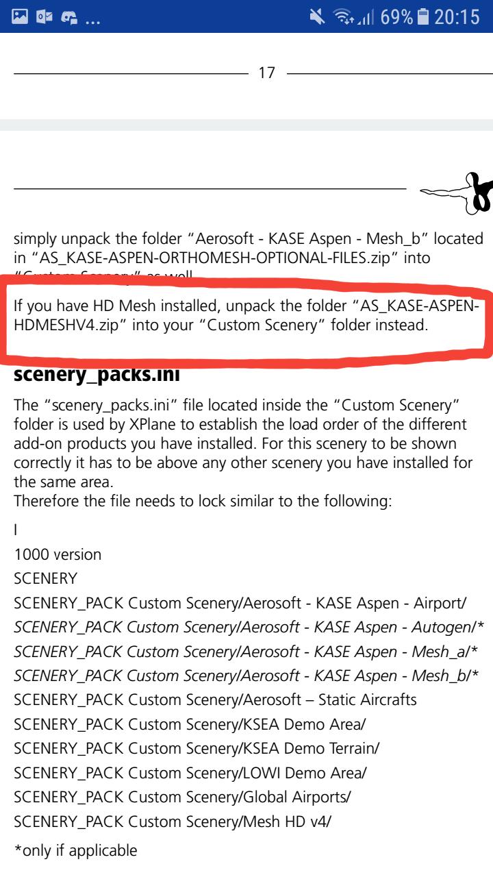 Aspen appearance - Scenery General - AEROSOFT COMMUNITY SERVICES