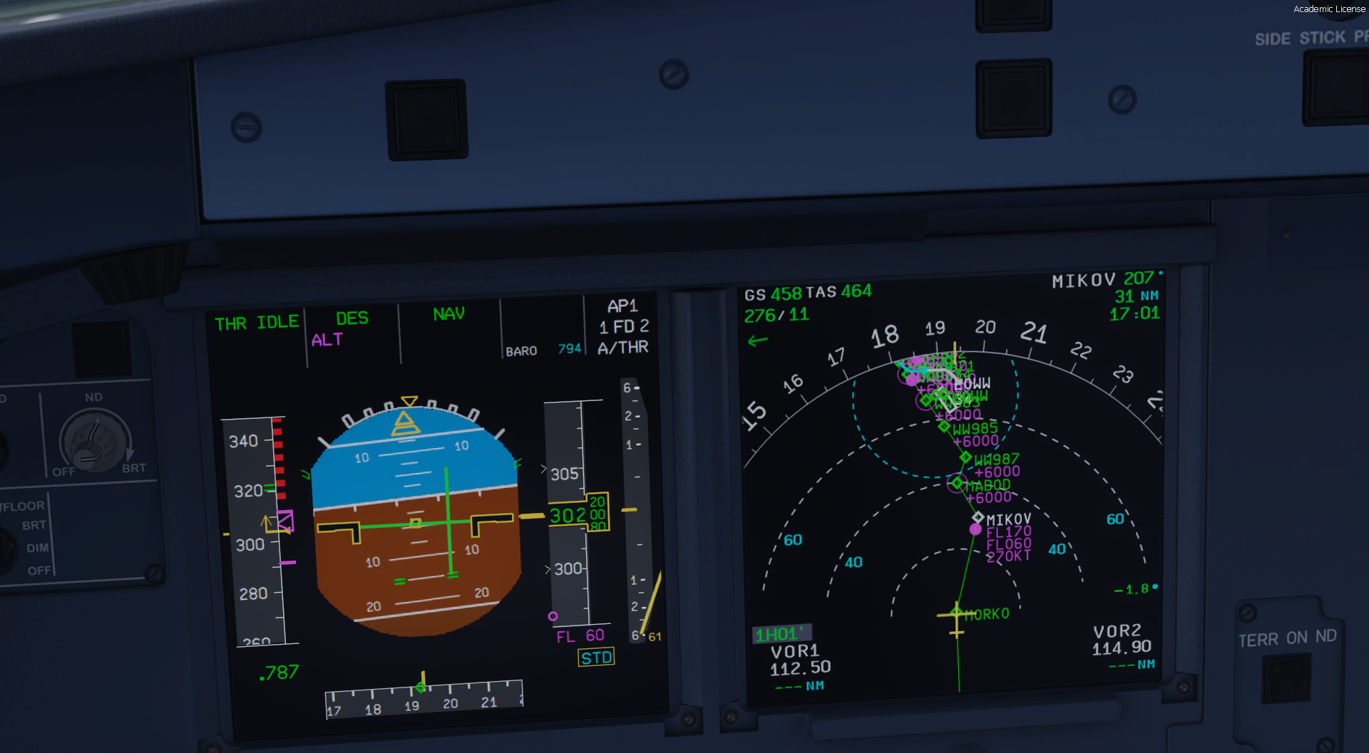 Vnav issues - Navigation \ Autoflight - AEROSOFT COMMUNITY