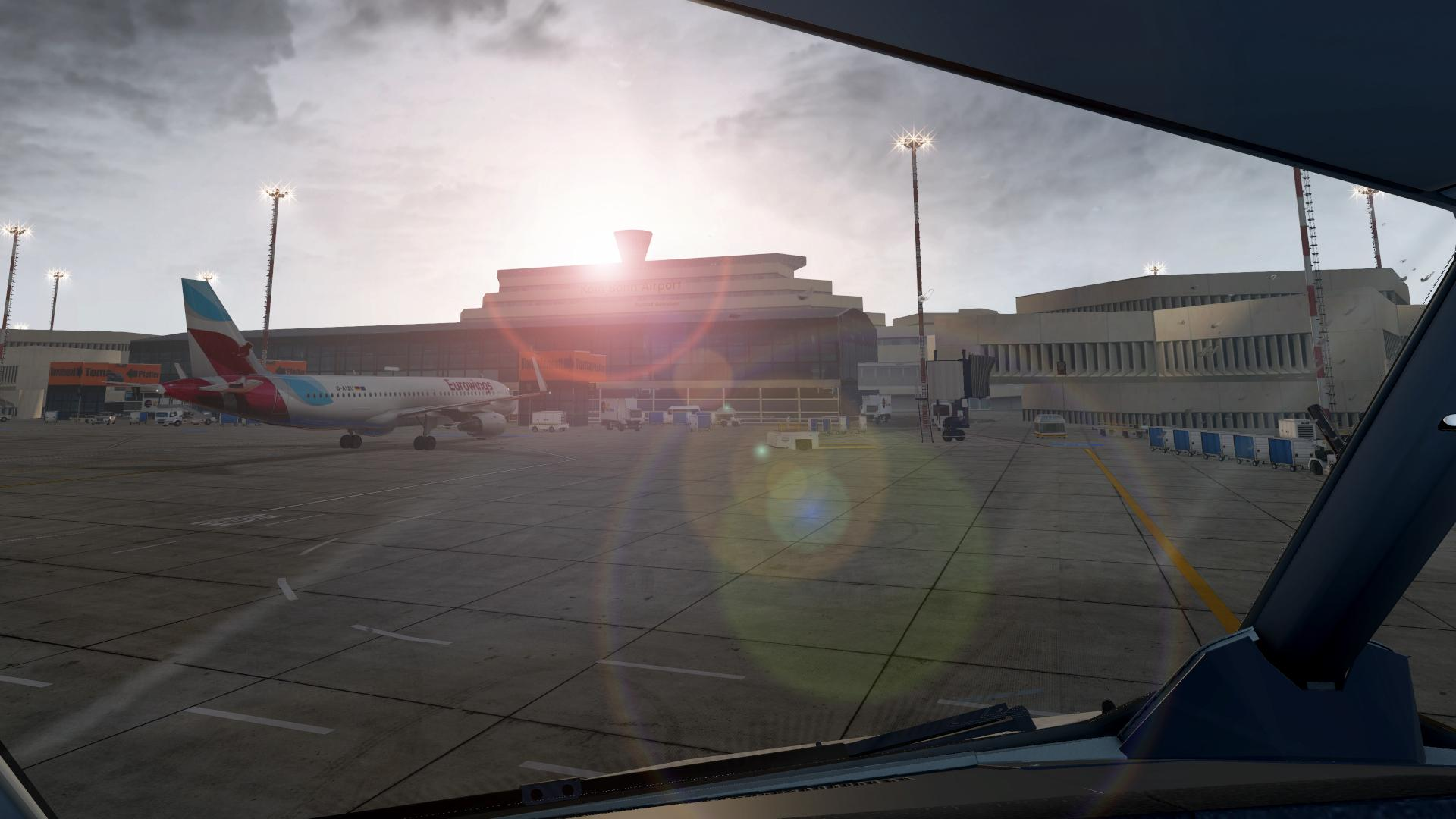 July's Screenshot Competition - AIRPORT ENVIRONMENTST