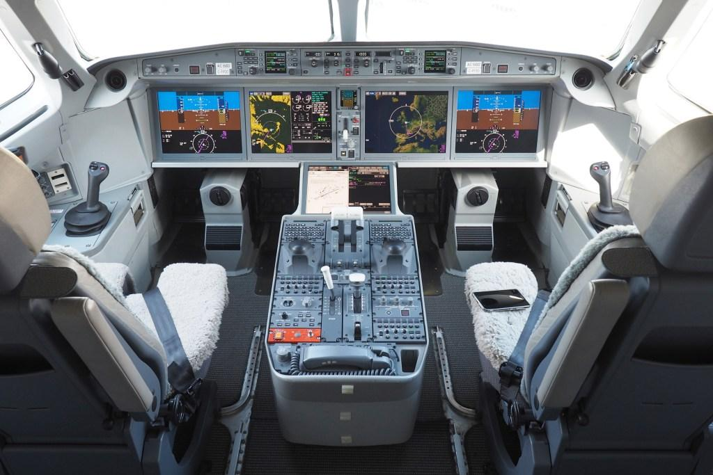 An A220 In Fsx P3d Aircraft General Aerosoft