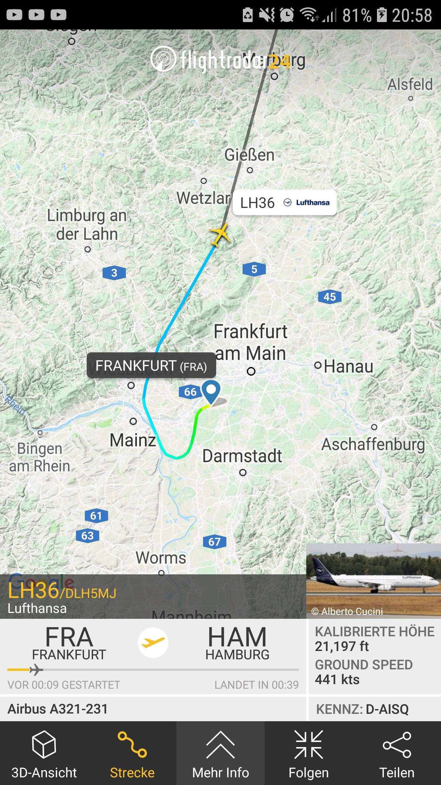 Jump and fly aschaffenburg