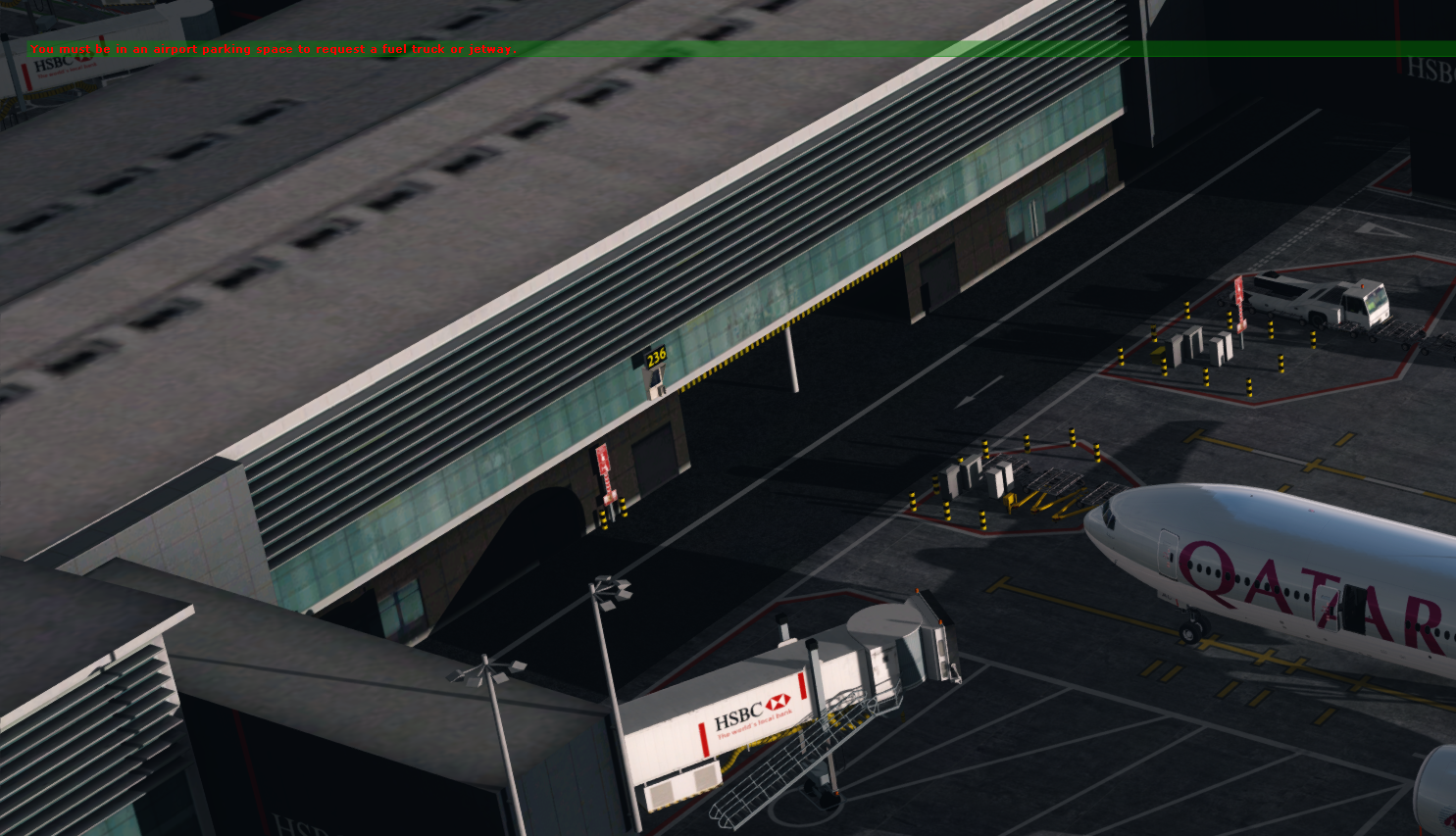 Jetways dont work in Heathrow Professional 1 10 - Aerosoft
