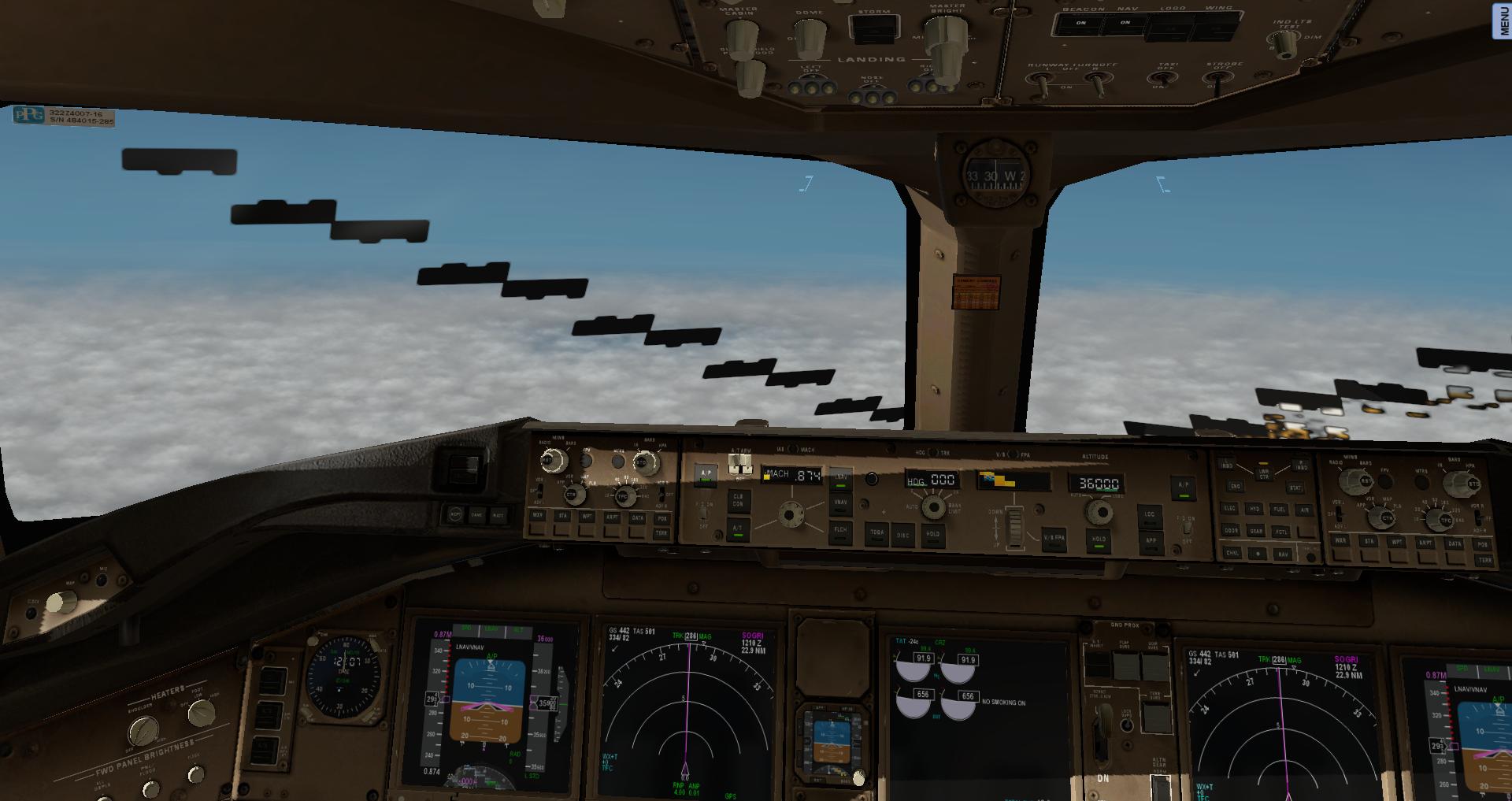 X-plane 11 B777 bug - FlightFactor B777, B757, A350, B767