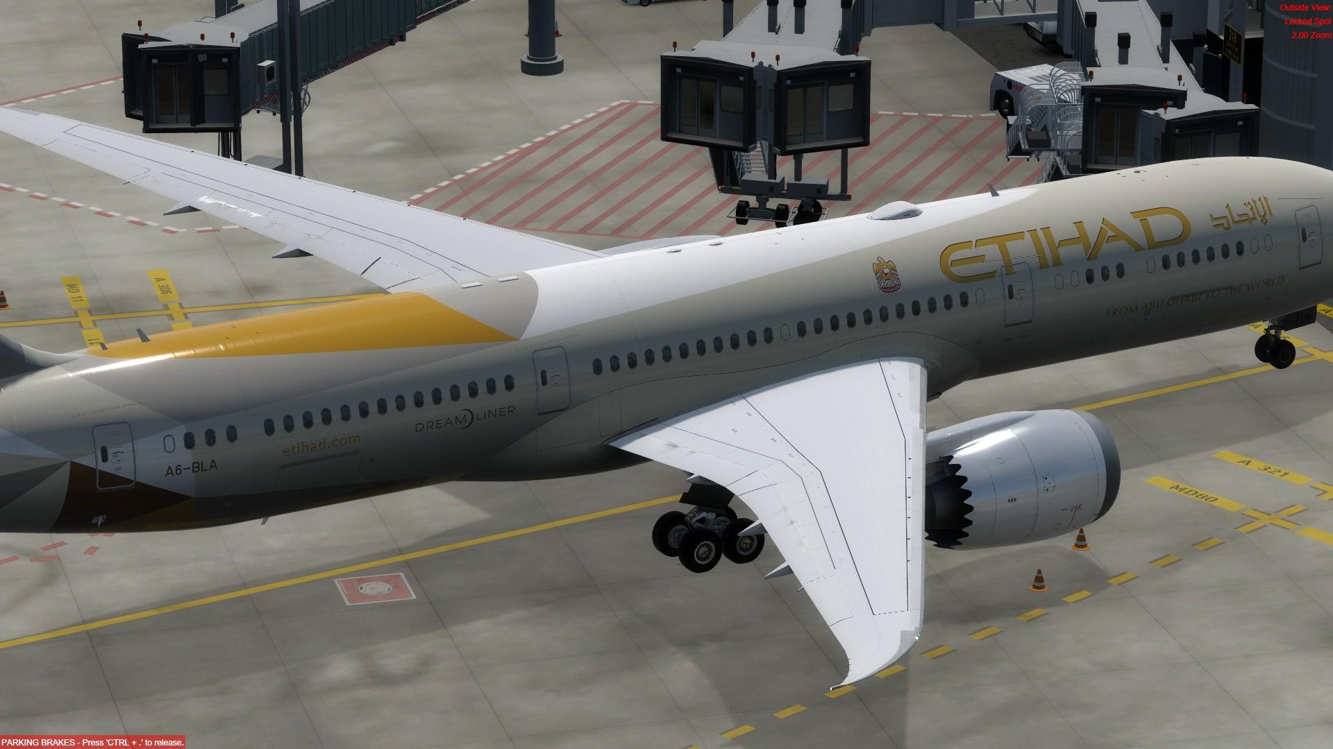 SODE jetways for Barcelona now available - Aerosoft Mega Airports