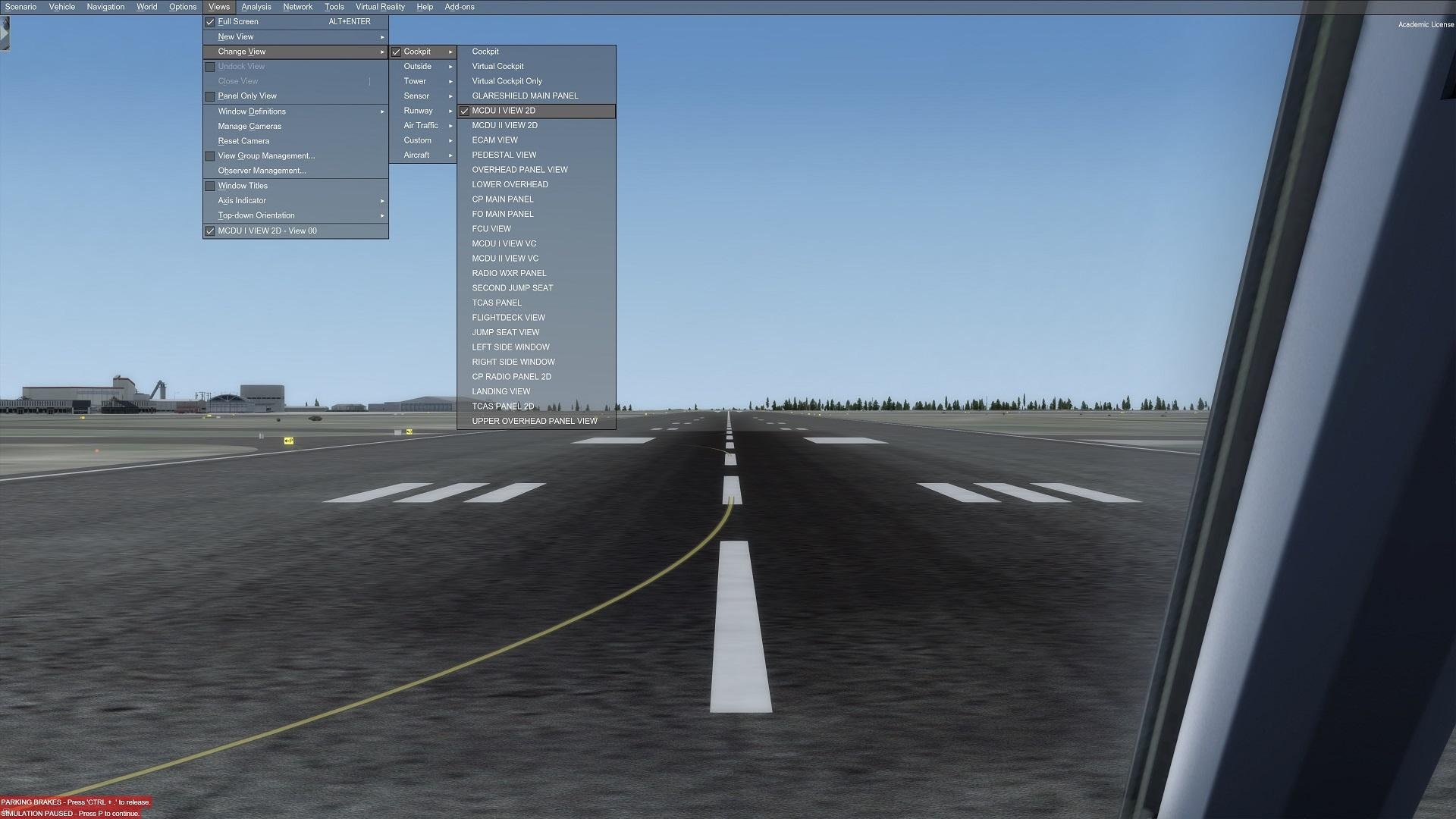 Problem with the Views - Everything else - AEROSOFT