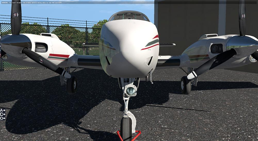 Reality Expansion Pack for the Carenado B58 XP11 - New Releases and