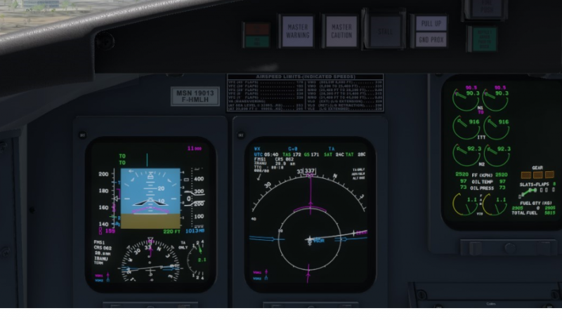 1_CRJ1000 Pro Takeoff FD pitch command and Airplane Symbol.PNG