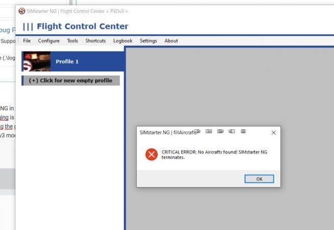 Critical error message.JPG