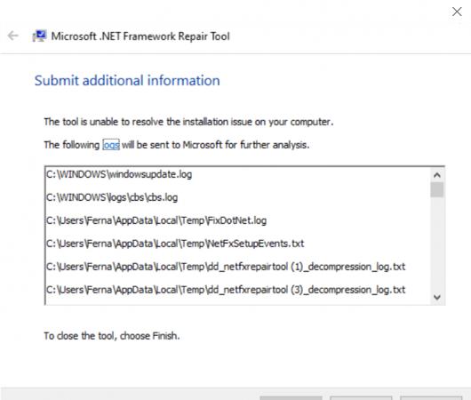 Microsoft .NET Framework Repair Tool 3_12_2020 10_40_22 AM.png