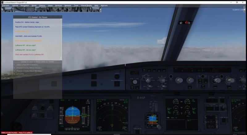K800_9. Durch ONH auf 11000Fuss erreicht und ich bekomme eien neue Flughöhe zugewiesen (21000 Fuss).JPG